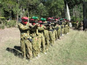 Top Gun Paintball Park - Mount Gambier Accommodation