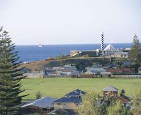 Lighthouse - Mount Gambier Accommodation