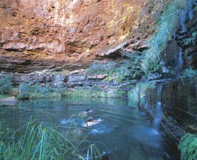 Dales Gorge and Circular Pool - Mount Gambier Accommodation