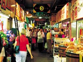 Adelaide Central Market - Mount Gambier Accommodation