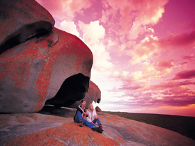 Remarkable Rocks Flinders Chase National Park - Mount Gambier Accommodation