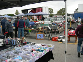 Gepps Cross Treasure Market - Mount Gambier Accommodation