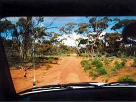 Gawler Ranges National Park - Mount Gambier Accommodation