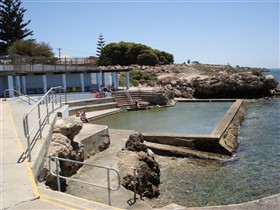 Edithburgh Tidal Pool - Mount Gambier Accommodation
