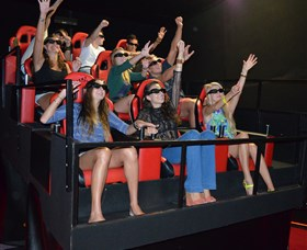 7D Cinema - Virtual Reality - Mount Gambier Accommodation