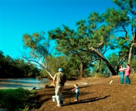 Charleville - Dillalah Warrego River Fishing Spot - Mount Gambier Accommodation