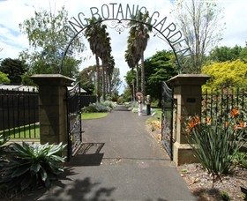 Friends of Geelong Botanic Gardens - Mount Gambier Accommodation