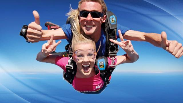 Skydive Oz Canberra - Mount Gambier Accommodation
