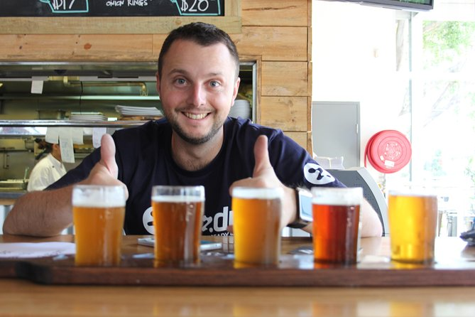 Capital 3in3 - 3 Craft Beer Hotspots in 3 Hours - Mount Gambier Accommodation