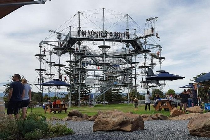 2 Hour Access to Adelaide Mega Adventure Park - Mount Gambier Accommodation