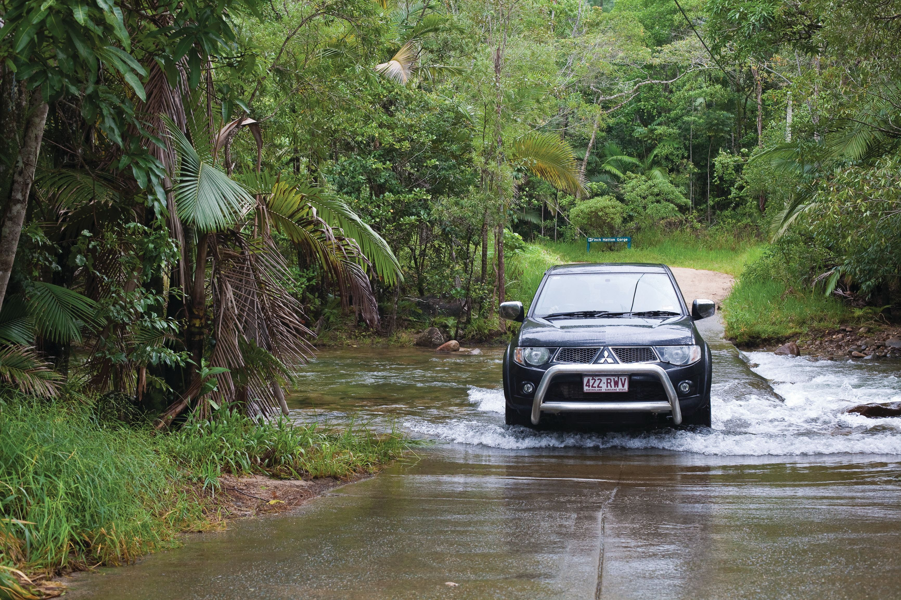 The Pioneer Valley and Eungella National Park - Mount Gambier Accommodation