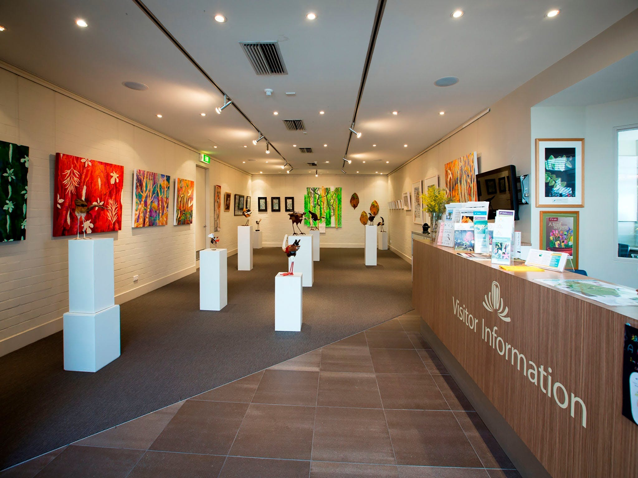 Australian National Botanic Gardens Visitor Centre Gallery - Mount Gambier Accommodation