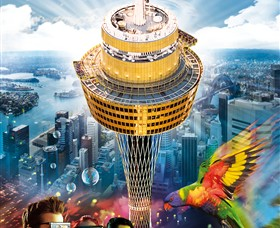 Sydney Tower Eye - Mount Gambier Accommodation