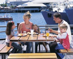 Fremantle Fishing Boat Harbour - Mount Gambier Accommodation
