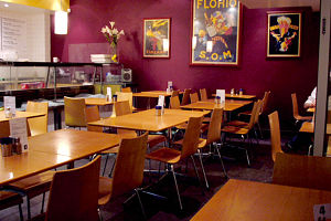 Alpha Deli  Cafe - Mount Gambier Accommodation