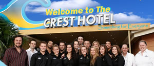 The Crest Hotel Sylvania - Mount Gambier Accommodation