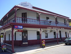 Lord Exmouth Hotel - Mount Gambier Accommodation