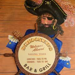 Schooners Bar  Grill - Mount Gambier Accommodation