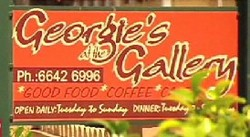 Georgies Cafe Restaurant - Mount Gambier Accommodation
