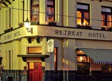 The Retreat Hotel - Mount Gambier Accommodation