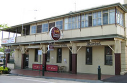 Commercial Hotel Alexandra - Mount Gambier Accommodation