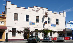 Shire Hall Hotel - Mount Gambier Accommodation