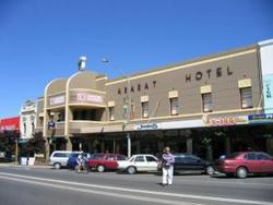 Ararat Hotel - Mount Gambier Accommodation