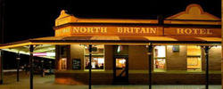 North Britain Hotel - Mount Gambier Accommodation