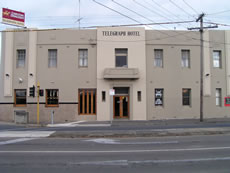 The Telegraph Hotel Geelong - Mount Gambier Accommodation