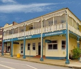 Federal Hotel Bellingen - Mount Gambier Accommodation