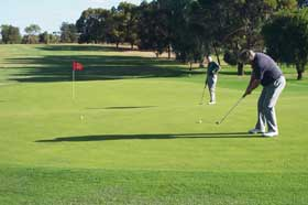 Waikerie Golf Club - Mount Gambier Accommodation