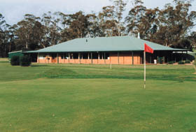 Echunga Golf Club Incorporated - Mount Gambier Accommodation