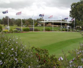 Tocumwal Golf Club - Mount Gambier Accommodation