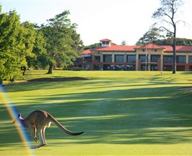 Royal Canberra Golf Club - Mount Gambier Accommodation