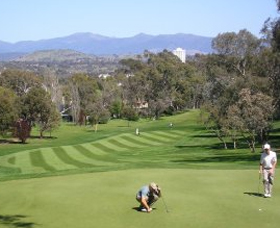 Fairbairn Golf Club - Mount Gambier Accommodation