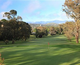 Federal Golf Club - Mount Gambier Accommodation