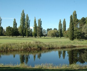 Goulburn Golf Club - Mount Gambier Accommodation