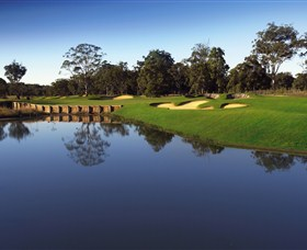 Kooindah Waters Golf Club - Mount Gambier Accommodation