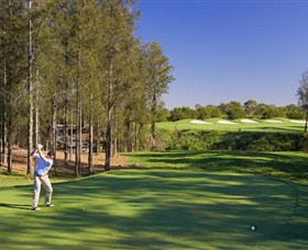 Hunter Valley Golf and Country Club - Mount Gambier Accommodation