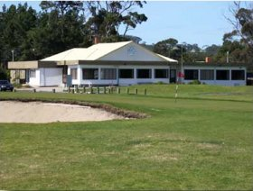 Seabrook Golf Club - Mount Gambier Accommodation