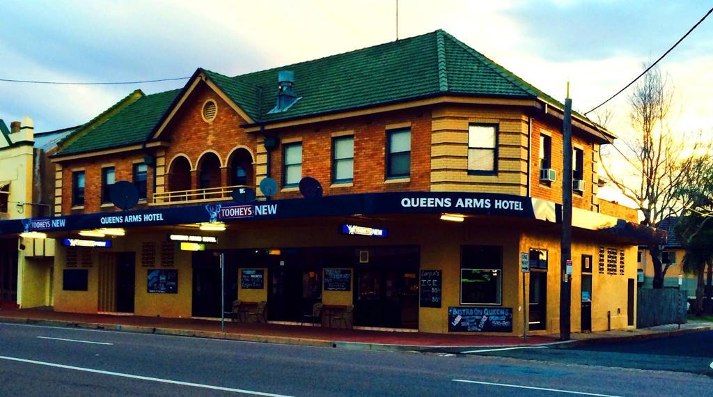 Queens Arms Hotel - Mount Gambier Accommodation