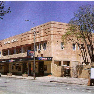 Royal Hotel - Mount Gambier Accommodation
