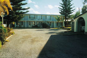 Troubridge Hotel - Mount Gambier Accommodation