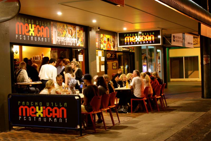Pancho Villa Mexican Restaurant - Mount Gambier Accommodation