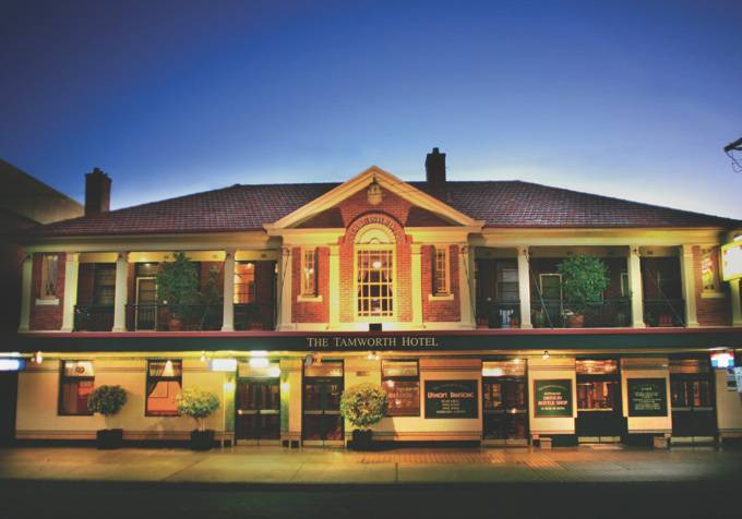 Tamworth Hotel - Mount Gambier Accommodation