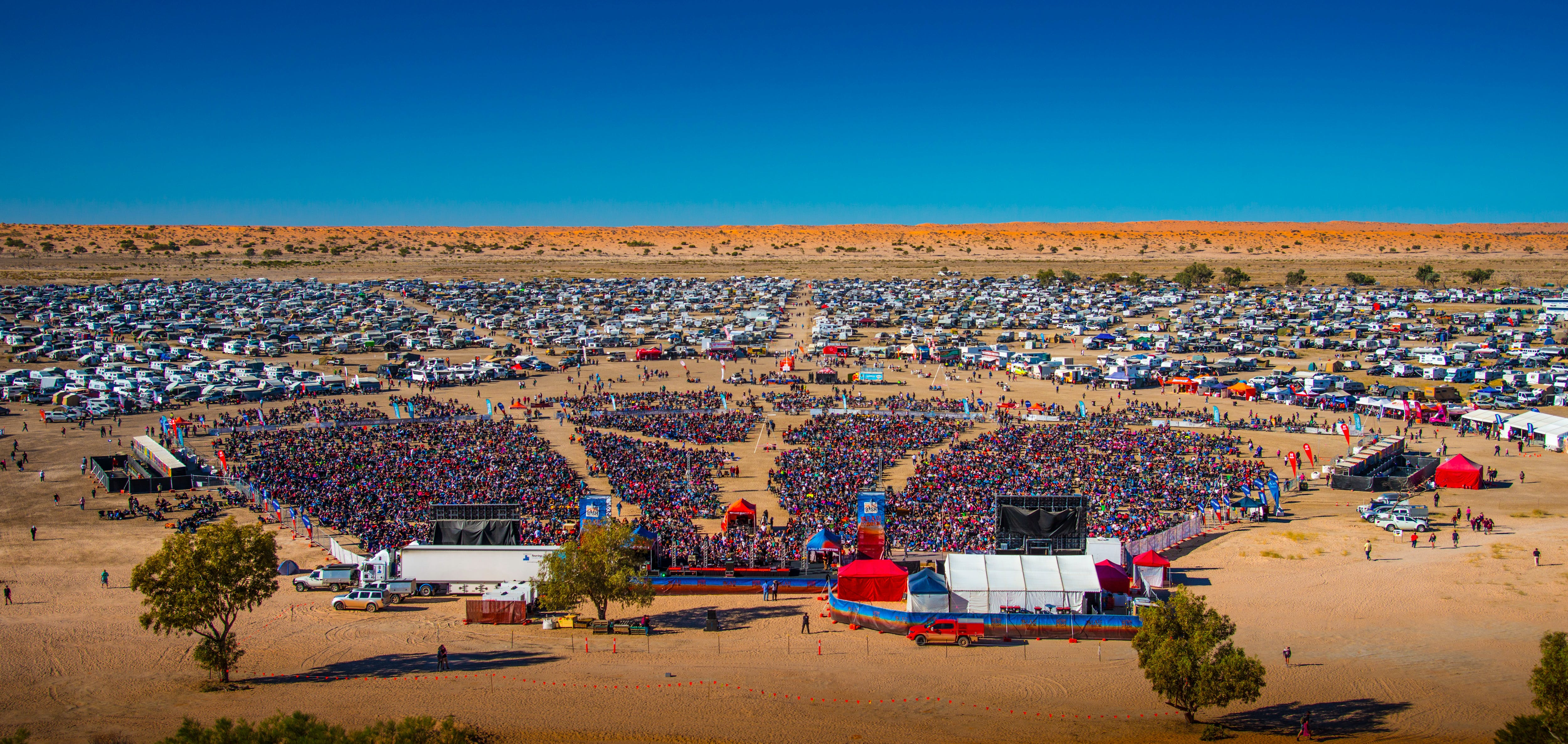 Birdsville Big Red Bash - Mount Gambier Accommodation