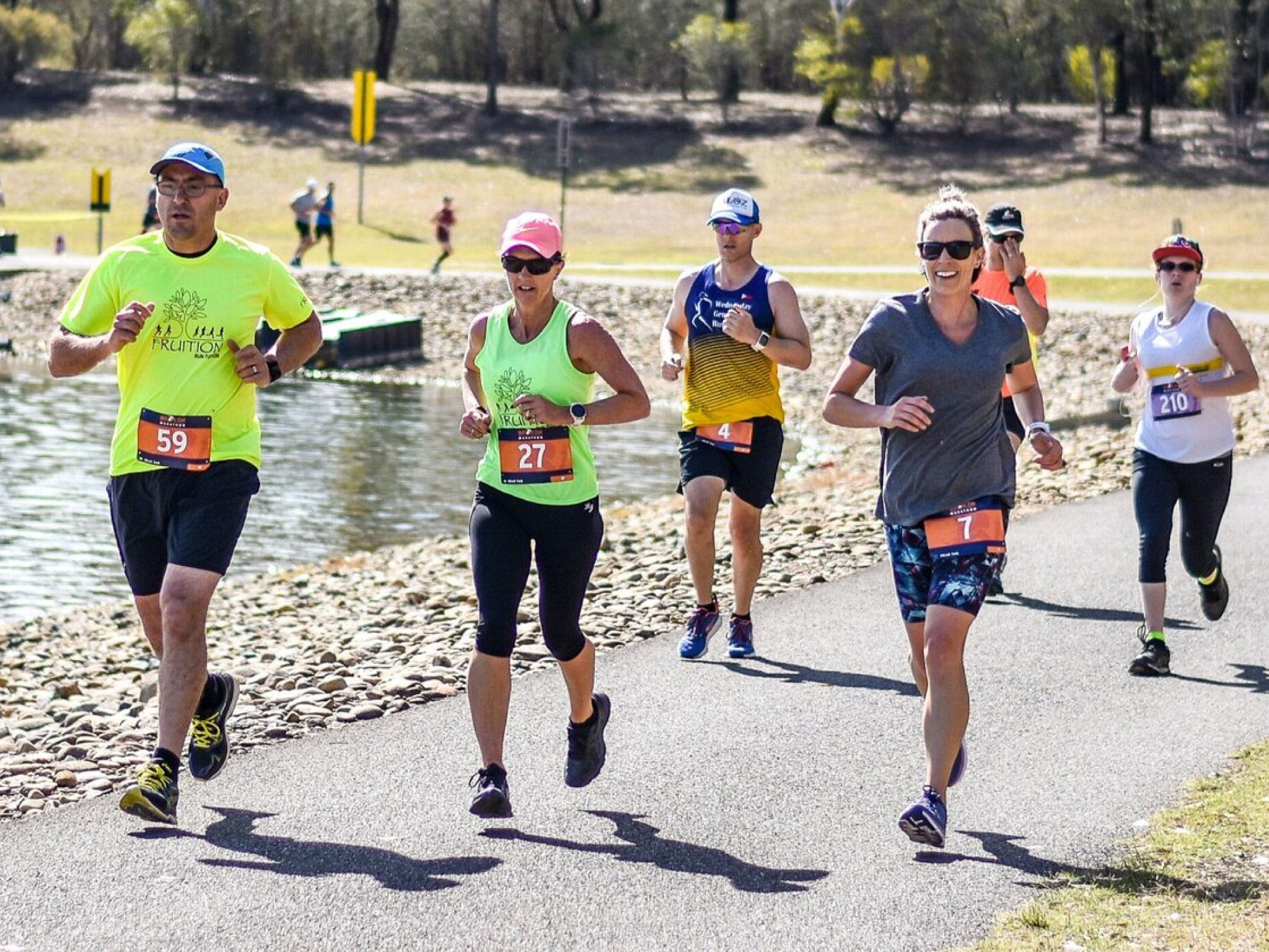 Broken Marathon Canberra - Mount Gambier Accommodation