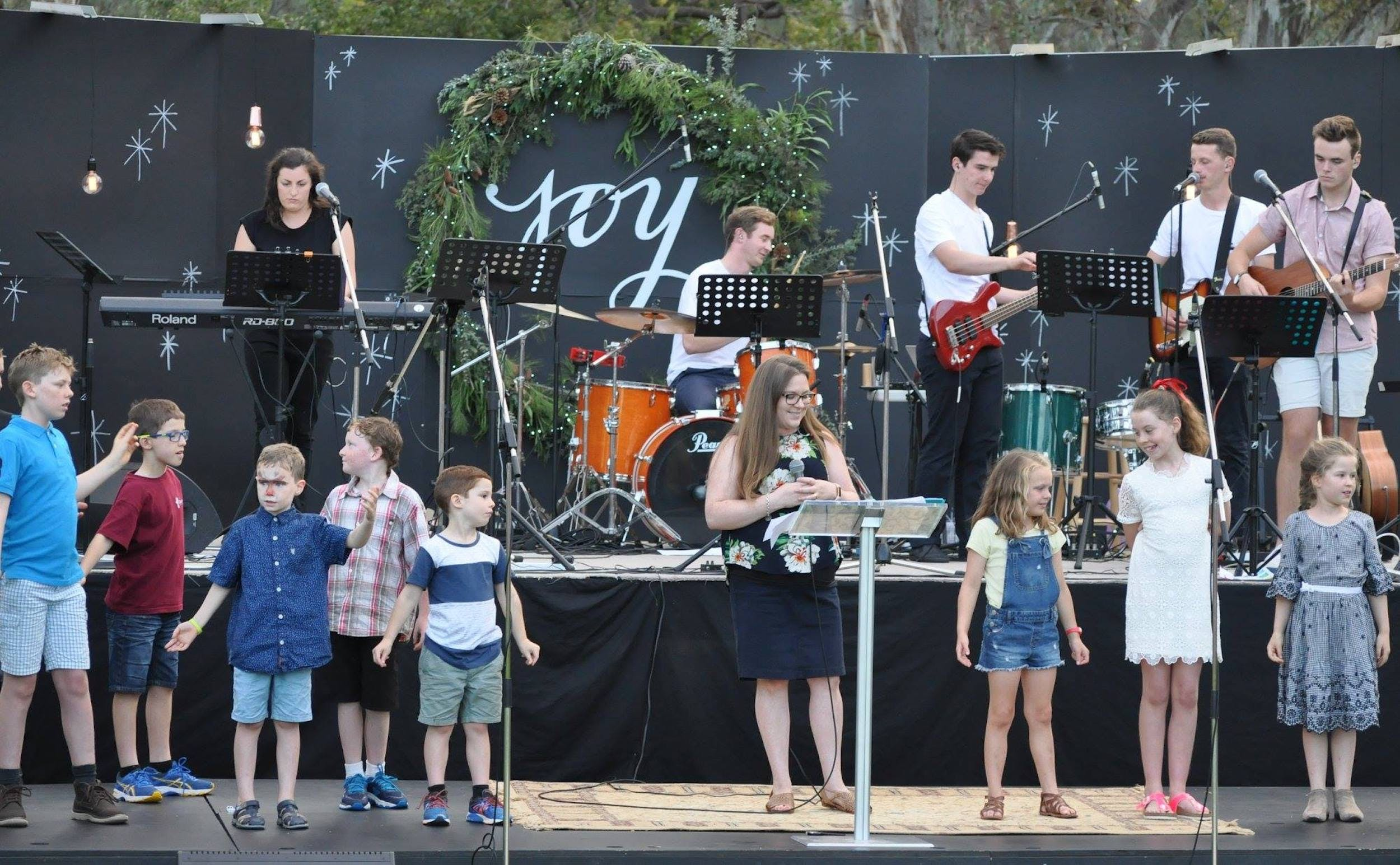Carols in the Park Corowa - Mount Gambier Accommodation