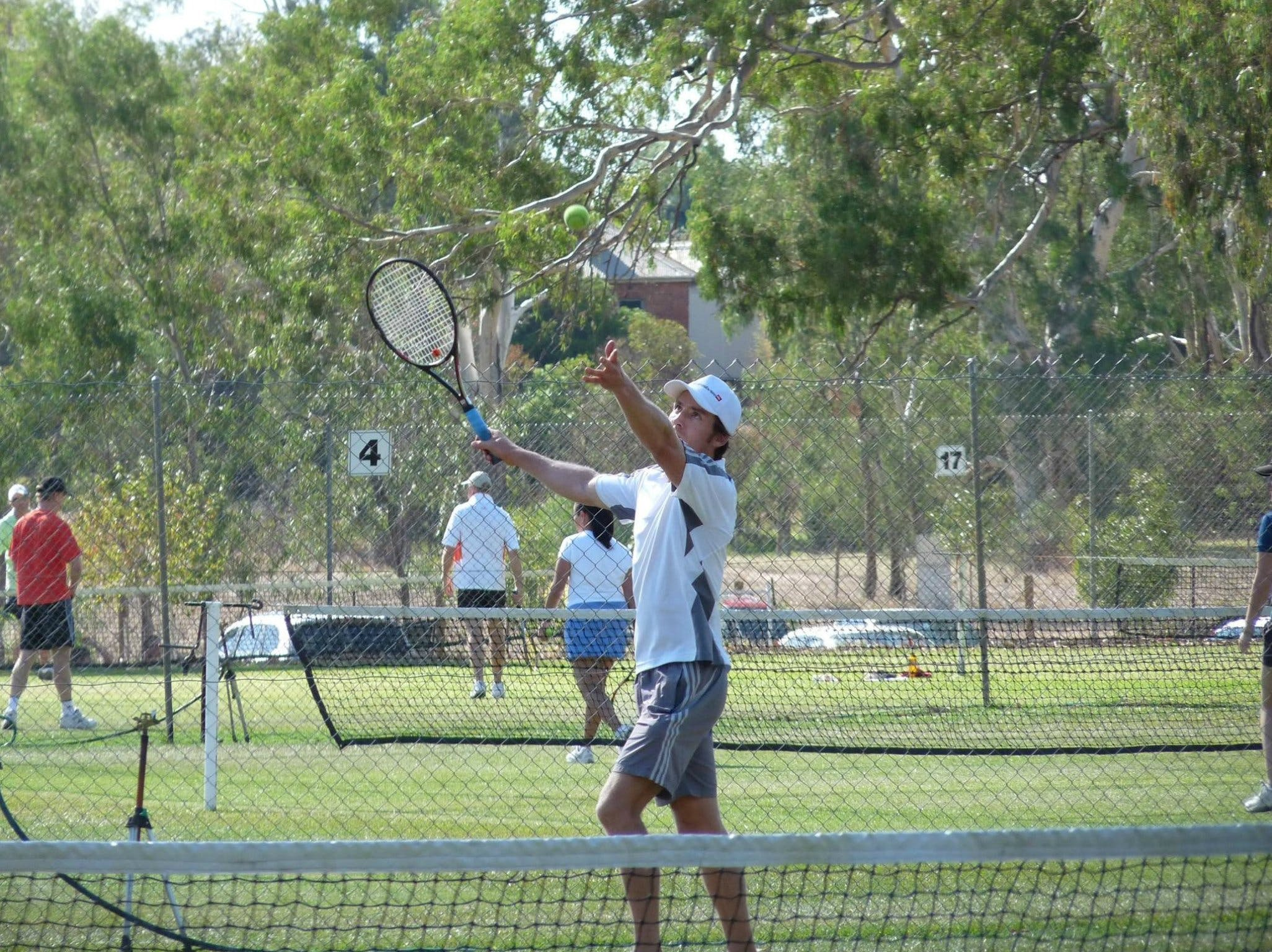 Corowa Easter Lawn Tennis Tournament - Mount Gambier Accommodation