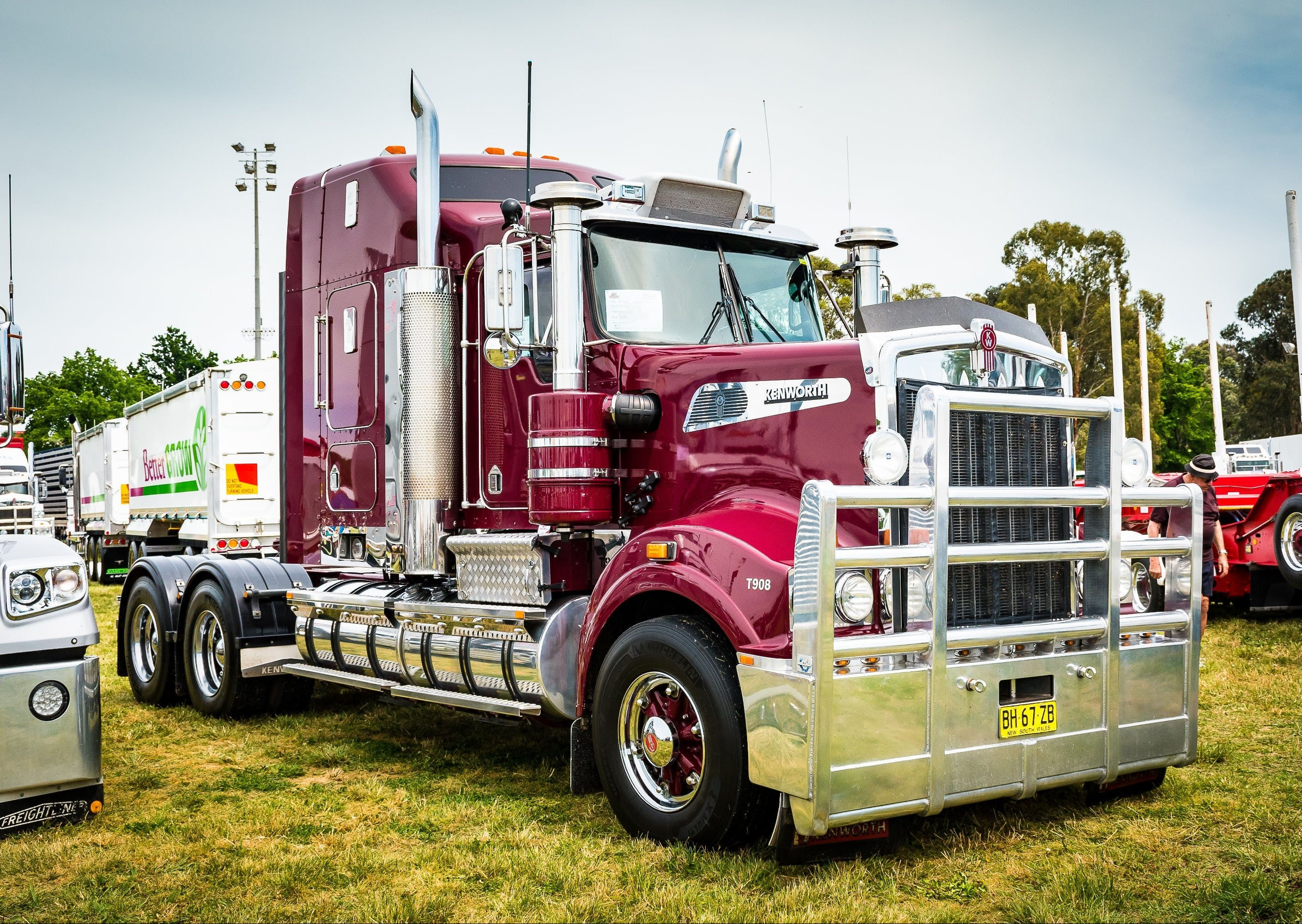 Dane Ballinger Memorial Truck Show - Mount Gambier Accommodation